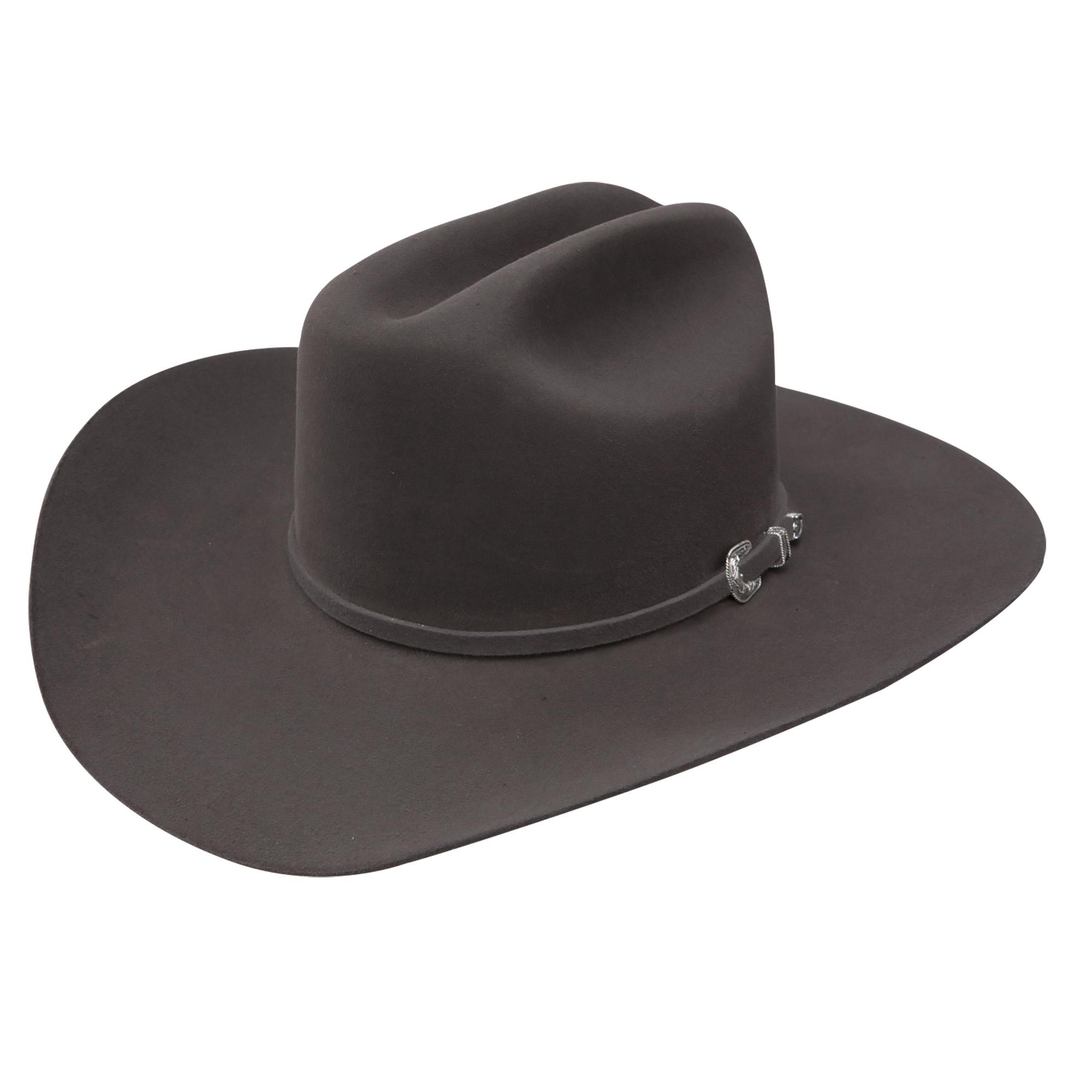 6e3a96f234f Resistol Tarrant 20X Felt Hat. Tap to expand