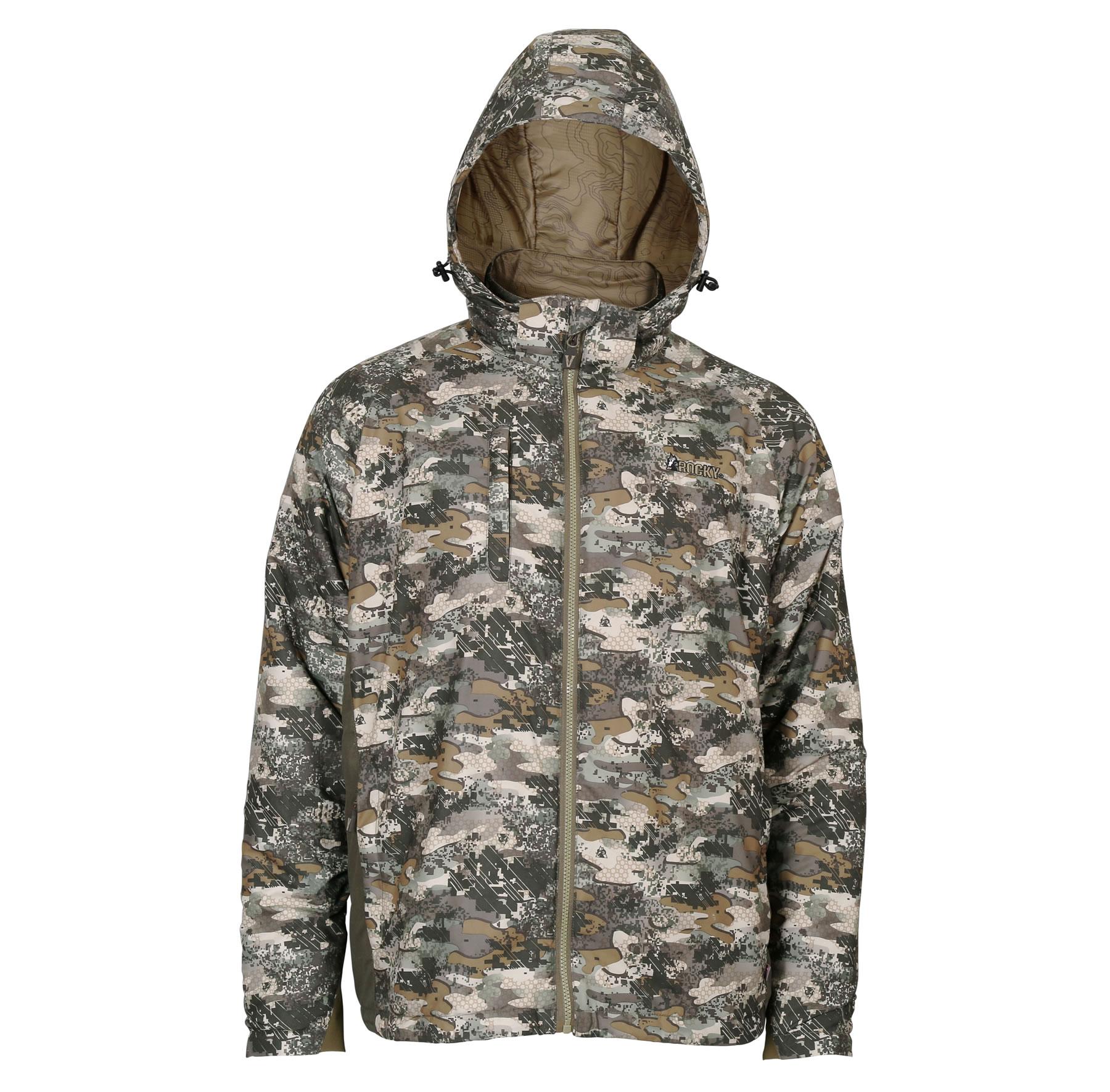 Pungo Ridge Rocky Men S Stratum Packable Jacket