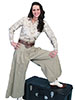 Rangewear Ladies Brushed Twill Riding Pants - Tan