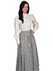 Ladies Rangewear Long Vintage Skirt - Tan