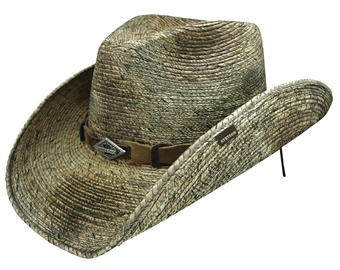 Pungo Ridge - Stetson Monterey Bay Straw Hat 5b2993a62593